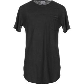 《期間限定セール開催中!》BERNA メンズ T シャツ ブラック S コットン 100%
