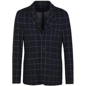 《期間限定セール開催中!》GIORGIO ARMANI メンズ テーラードジャケット ブラック 46 バージンウール 73% / コットン 27%