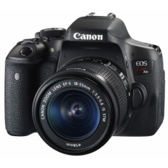 新品★Canon デジタル一眼レフカメラ EOS Kiss X8i レンズキット EF-S18-55mm F3.5-5.6 IS STM ★+送料