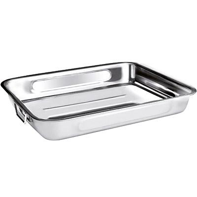 IBILI 不鏽鋼料理深烤盤(27.3cm)