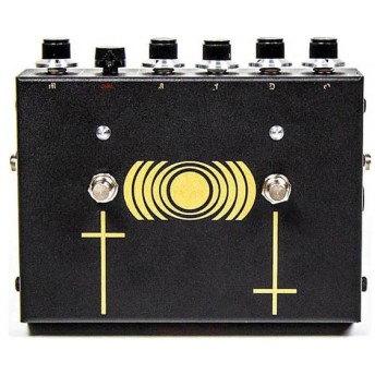 EarthQuaker Devices Life Pedal Black 【限定モデル】