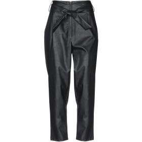《9/20まで! 限定セール開催中》FABRICATION GNRAL Paris レディース パンツ ブラック S ポリウレタン 100%