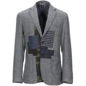 《セール開催中》GIANNI LUPO メンズ テーラードジャケット グレー 50 ポリエステル 70% / ウール 30%