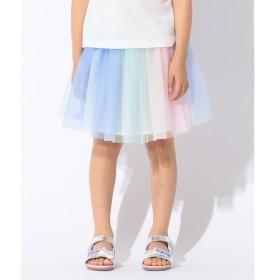 [マルイ]【セール】【KIDS】グラデーション チュール スカート/エニィファム キッズ(any FAM KIDS)