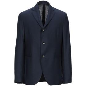 《セール開催中》BARASHAN メンズ テーラードジャケット ダークブルー 54 ウール 100%