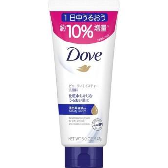 ユニリーバ・ジャパン ダヴ モイスチャー 洗顔料 増量品 143g
