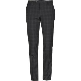 《セール開催中》LARDINI メンズ パンツ スチールグレー 48 ウール 93% / シルク 4% / 麻 3%