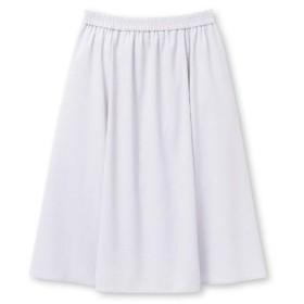 UNTITLED(アンタイトル)◆【洗える】ムースジョーゼットスカート