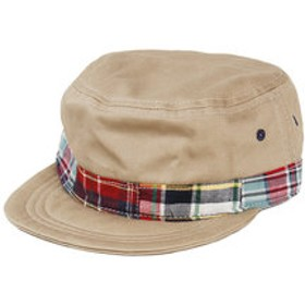 【Super Sports XEBIO & mall店:帽子】【オンラインストア限定SALE】ファミリージュニアワークキャップ WES17K03-7008 BEG