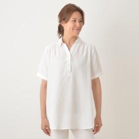 Provador 清涼感あふれる 日本製生地のシャツ