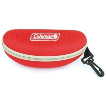 Coleman(コールマン) メガネケース/レッド CO07-2/092029(取)パール