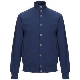 《期間限定 セール開催中》COOPERATIVA PESCATORI POSILLIPO メンズ スウェットシャツ ダークブルー L コットン 90% / ポリウレタン 10%