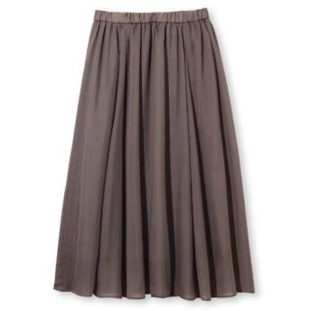 UNTITLED/FAIRY SHADE(アンタイトル/フェアリーシェード)フレアロングスカート