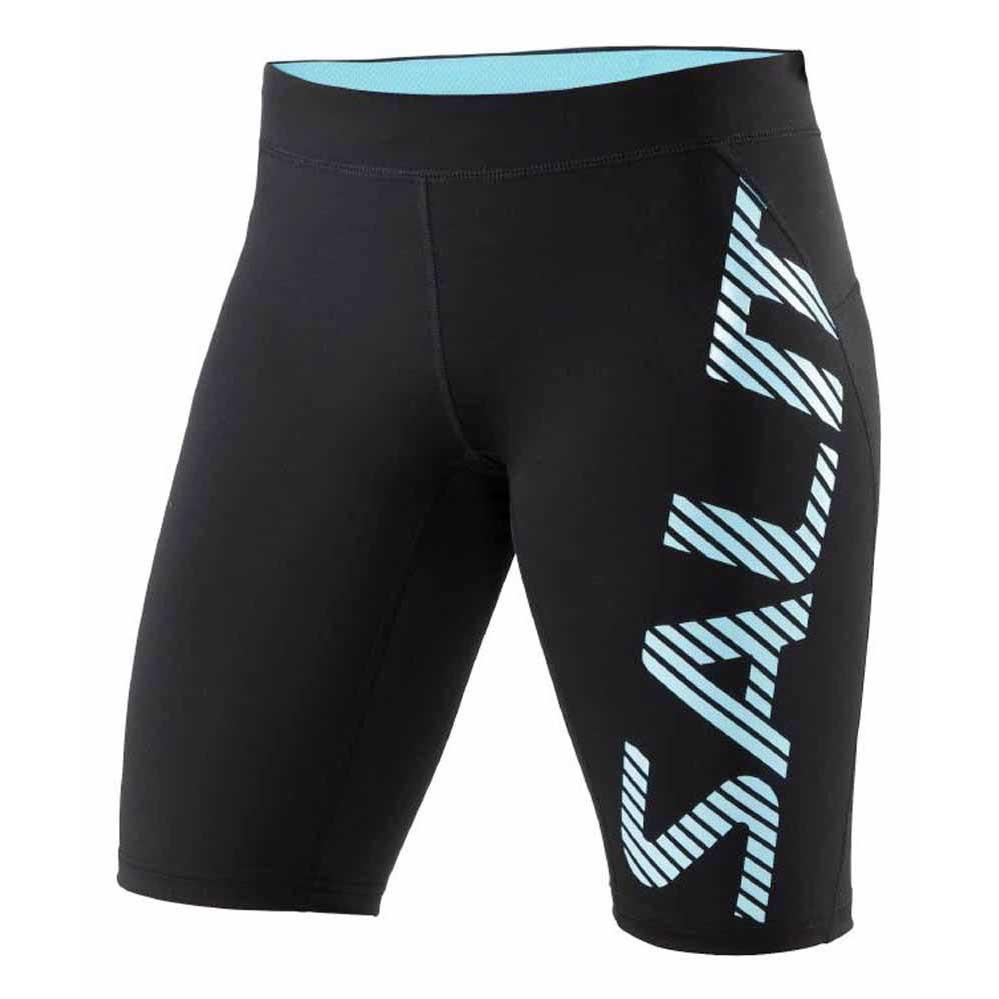 Salming Run Power Tights 女款 緊身短褲 壓縮短褲 [SportsCooL]