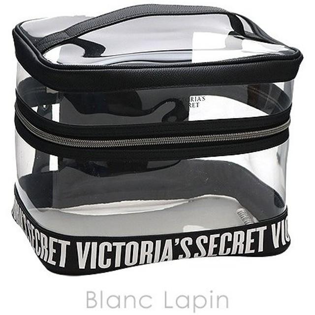 ヴィクトリアシークレット VICTORIA'S SECRET バニティポーチ #ブラック/クリア [064451]