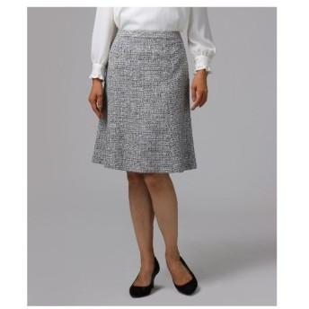 UNTITLED(アンタイトル)アンベリールツイードスカート