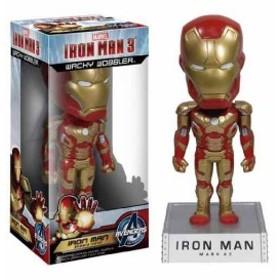 IRON MAN MARK42「ボビングヘッド」アイアンマン3[3111]