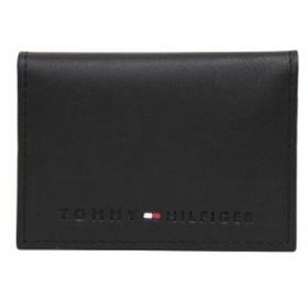 トミーヒルフィガー メンズ カードケース Wellesley 31TL20X014 1 ブラック