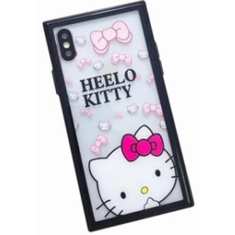 iPhoneX 8 7 6 plus 高級 耐衝撃 ハローキティ キティちゃん しっかりホールド アイフォンケース サンリオ かわいい カバー 118