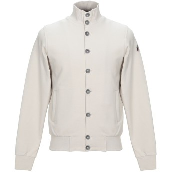 《期間限定セール開催中!》COOPERATIVA PESCATORI POSILLIPO メンズ スウェットシャツ ライトグレー M コットン 90% / ポリウレタン 10%