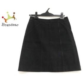 セオリー theory スカート サイズ0 XS レディース 美品 黒   スペシャル特価 20191016
