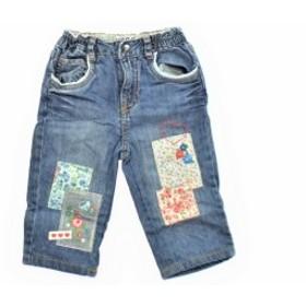 【チルドレンズプレイス/Children'sPlace】ジーンズ 70サイズ 女の子【USED子供服・ベビー服】(422914)