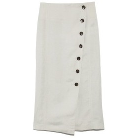 Mila Owen(ミラ オーウェン)セットアップボタンデザインタイトスカート