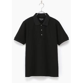 <アニエスベー オム/agnes b. HOMME> 半袖ポロシャツ BLACK 【三越・伊勢丹/公式】