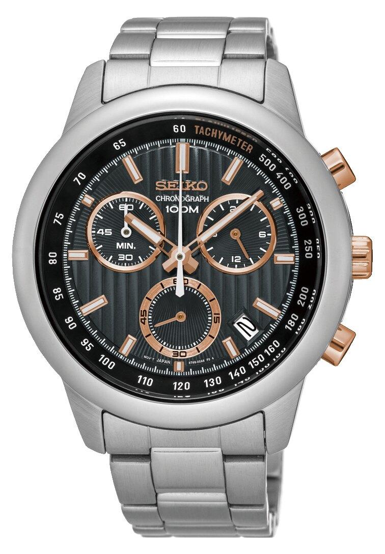 SEIKO 百變時尚個性腕錶  SSB215P1