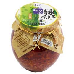 【一來順】蒜蓉辣椒醬(五辛素)