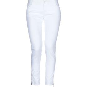 《セール開催中》ARMANI JEANS レディース パンツ ホワイト 29 コットン 97% / ポリウレタン 3%