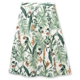 UNTITLED/FAIRY SHADE(アンタイトル/フェアリーシェード)ボタニカルプリントスカート
