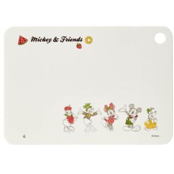 まな板 ディズニー 選べるキャラクター◎まな板 カラー 「ミッキー&フレンズ」