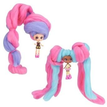 キャンディヘアーズ ツインズドール2 コーラクリーム&チャーリーチップ おもちゃ こども 子供 女の子 人形遊び 6歳