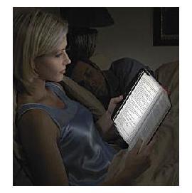 可式亮板讀書燈/光楔看書燈 平板看書燈