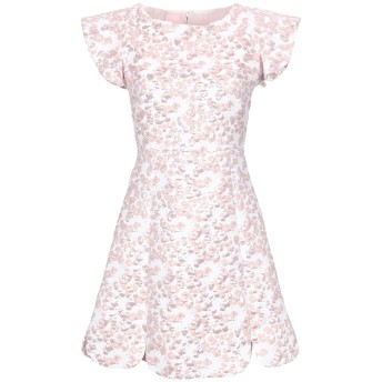 《セール開催中》GIAMBA レディース ミニワンピース&ドレス ピンク 42 紡績繊維