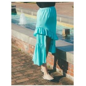 Honey mi Honey(ハニーミーハニー)satin skirt