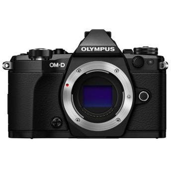 【中古】OLYMPUS 一眼レフ OM-D E-M5 Mark II ボディ ブラック 欠品あり 未使用