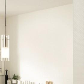 壁紙 のりなし クロス 国産壁紙 天井 白 ホワイト チェック 防かびサンゲツ RE-7591