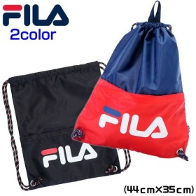 フィラ ゴルフ バッグ 巾着 リュックサック バックパック ナップザック 前面ファスナーポケット バックインバック FILA 749-963