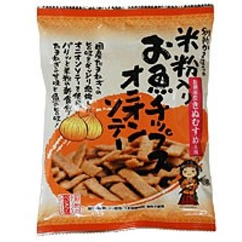 米粉入りお魚チップスオニオン(40g)【別所蒲鉾】