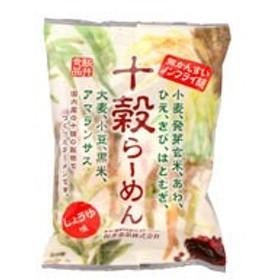 十穀らーめん しょうゆ味(ノンフライ)(88g)【桜井食品】
