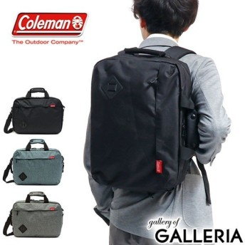 コールマン ビジネスバッグ Coleman 3WAY リュック オフザグリーンミッションB4 OFF THE GREEN 通勤 出張 A4 B4 18L ビジネス メンズ