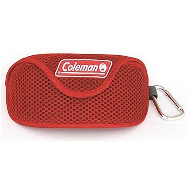 Coleman(コールマン) メガネケース/レッド CO08-2/092032(取)パール