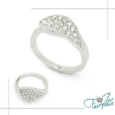 iSFairytale伊飾童話 甜蜜之約心願晶鑽戒指