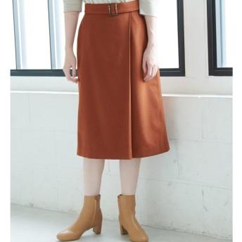 [マルイ]【セール】プレミアムフィールラップ風スカート/ロペピクニック(ROPE' PICNIC)
