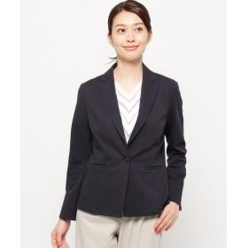 SOFUOL(ソフール) コットン(綿)混テーラードジャケット