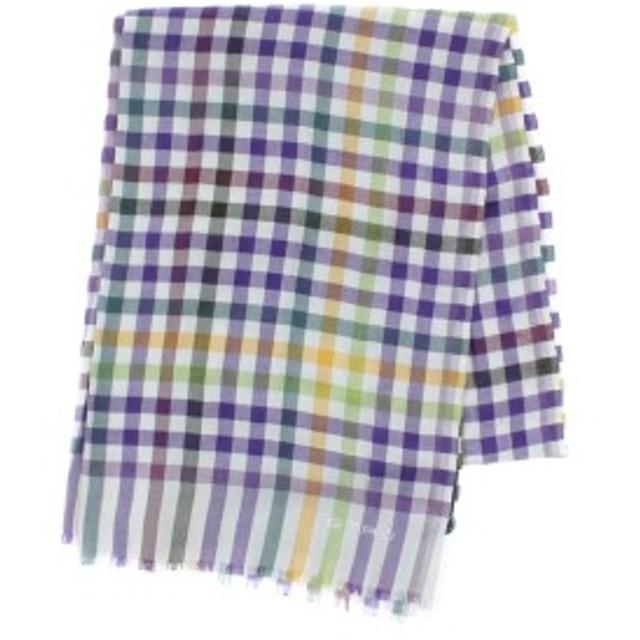 ETRO  / エトロ メンズ 小物類・その他 色:紫xマスタードxエンジ等(チェック) サイズ:-
