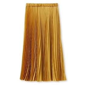 INDIVI(インディヴィ)[L]ライトプリーツスカート