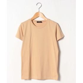(Theory/セオリー)【Oggi10月号掲載】Tシャツ APEX TEE TINY TEE 2 J/レディース オレンジ